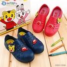 童鞋城堡- 兒童洞洞鞋 防水休閒鞋 巧虎 TR8422-桃/藍 (共二色)