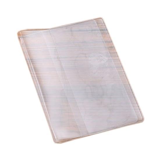 現貨 磨砂護照套  護照 防刮 透明 護照夾 證件套 防磨 PVC 軟膠 卡套 護照保護套【Z207】MY COLOR