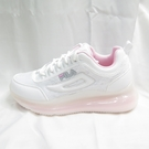 FILA 運動鞋 正品 公司貨 休閒鞋 女款 5J327V151 白x粉【iSport愛運動】