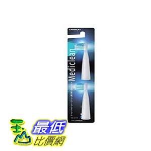 [東京直購 現貨] OMRON 歐姆龍 音波式電動牙刷 替換刷頭 2入 SB-070 相容::HT-B201_A103