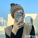 髮箍 秋冬針織毛線髮帶網紅百搭外出髮箍女頭巾寬邊時尚寬綁髮韓國頭飾 智慧 618狂歡