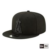 NEW ERA 9FIFTY 950 METAL STACK 天使 黑/黑 棒球帽