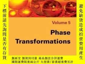 二手書博民逛書店Phase罕見TransformationsY410016 Michel Soustelle ISBN:97