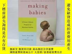 二手書博民逛書店Making罕見Babies: A Proven 3-Month