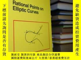 二手書博民逛書店Rational罕見Points on Elliptic Cur