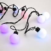 16燈LED圓球舞會造型燈 自動變色