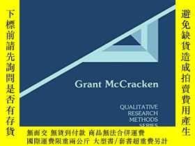 二手書博民逛書店The罕見Long Interview-漫長的采訪Y436638 Grant Mccracken Sage P