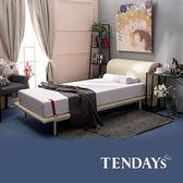 【TENDAYS】柔織舒壓床墊3.5尺加大單人(20cm厚 記憶床)