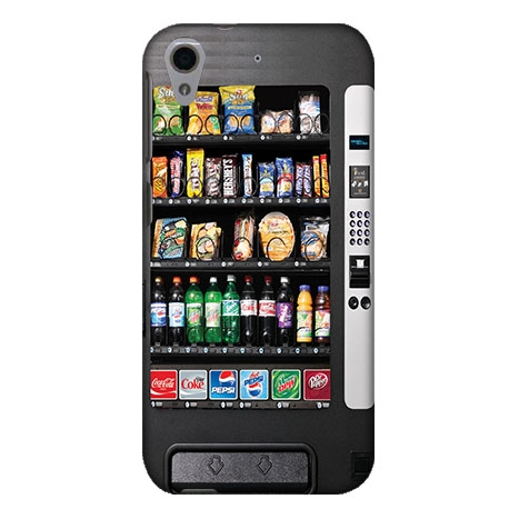 [Desire 626 軟殼] htc Desire 626 D626X D628u D626 D628 手機殼 保護套 外殼 自動販賣機