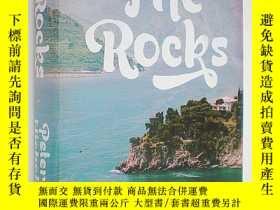 二手書博民逛書店The罕見Rocks (Thorndike Press large print core)A Novel (精裝原