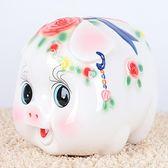 抖音同款招財豬大號儲蓄罐 可愛兒童禮品零錢罐男女禮品豬存錢罐 卡米優品