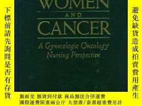 二手書博民逛書店Society罕見of Gynecologic Nurse Oncologists Women and Canc