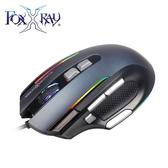 【FoxXRay 狐鐳】蓬托斯獵狐電競滑鼠(FXR-SM-57)