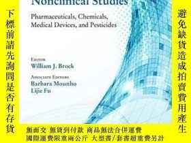 二手書博民逛書店The罕見Role of the Study Director in Nonclinical Studies: P
