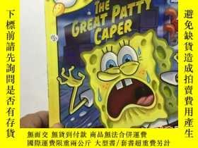 二手書博民逛書店the罕見great patty caper12498