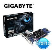 Gigabyte 技嘉 GeForce  GT 210 D3 1G 顯示卡