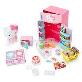 【震撼精品百貨】Hello Kitty 凱蒂貓~KITTY冰箱玩具