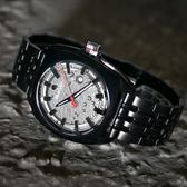 BENTLEY 賓利 / BL1681-40111 / 藍寶石水晶 日期 日本機芯 德國製造 不鏽鋼手錶 鍍黑 43mm
