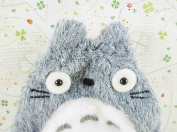 【震撼精品百貨】となりのトトロTotoro_造型零錢包-灰色龍貓造型