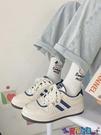 小白鞋 運動小白板鞋女2021年新款秋冬韓版百搭學生棉鞋街拍潮鞋 寶貝計畫 618狂歡