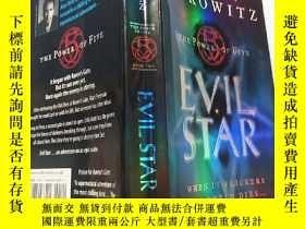 二手書博民逛書店evil罕見star:邪惡之星Y200392