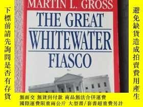 二手書博民逛書店The罕見great Whitewater fiasco : a