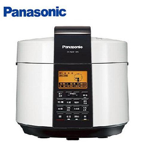 『Panasonic』- 國際牌 5L微電腦壓力鍋 SR-PG501 **免運費**