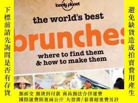 二手書博民逛書店World s罕見Best Brunches TheY428012 Lonely Planet 著 Lone