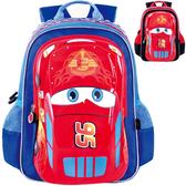 2014年迪士尼正品汽車總動員麥昆幼兒書包學前班書包學生背包C0065