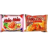 越南 HaoHao 酸辣蝦味麵/蝦蔥味炒麵(1包入) 兩款可選【小三美日】團購/泡麵