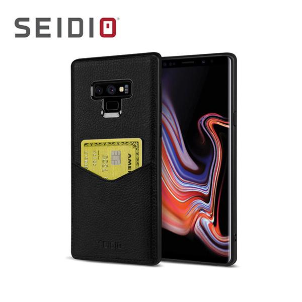 SEIDIO EXECUTIVE 極簡皮革手機保護殼 for Samsung Galaxy Note9