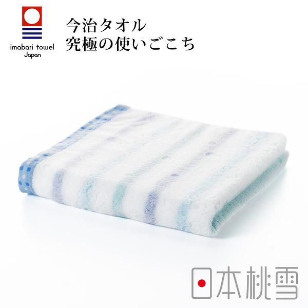 日本桃雪今治小花毛巾(蝴蝶藍) 鈴木太太