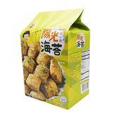 永力~十穀米同心餅(陽光海苔)150公克/包