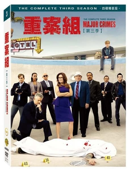 重案組 第三季 DVD  歐美影集 (購潮8)