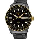 SEIKO 精工 5號盾牌24石機械手錶...
