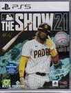 【玩樂小熊】PS5遊戲 美國職棒大聯盟 21 MLB The Show 21 英文版