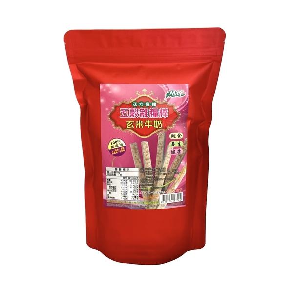 【茂格生機】綜合雜糧棒(玄米牛奶)/180g