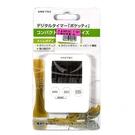 ◇天天美容美髮材料行◇ 日本DRETEC T-307小型計時器-白 [43001]