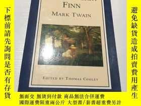 二手書博民逛書店adventures罕見of huckleberry finn (mark twain)Y237539 Mar