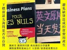 二手書博民逛書店Business罕見Plans POUR LES NULSY467724 外文社 外文社 出版2005