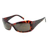 Versace 經典時尚太陽眼鏡 (咖啡紅)