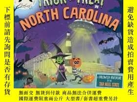 二手書博民逛書店Trick罕見or Treat in North Carolin