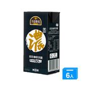 午后時光重乳咖啡拿鐵330ml x 6【愛買】