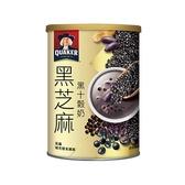 桂格黑芝麻黑十榖奶390G【愛買】