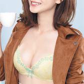 莎薇-好愛現 美麗遊我D-E罩杯內衣(日出黃)AB4521-YC