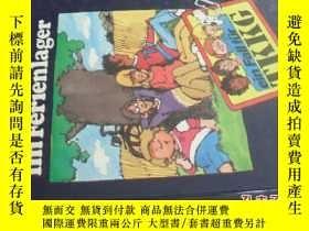 二手書博民逛書店德文原版罕見Ein Fall für TKKG, Bd.9, Abenteuer im Ferienlager