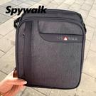 SPYWALK 休閒簡單方形側背包 NO...