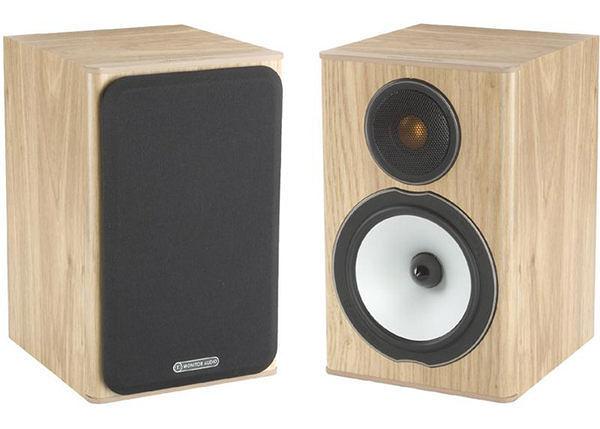 《名展影音》英國 Monitor audio Bronze BX1 書架型揚聲器