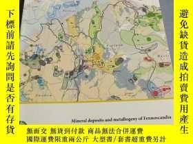 二手書博民逛書店Mineral罕見deposits and metallogen