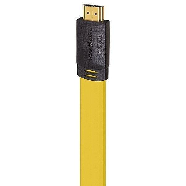 【名展音響】(8折現貨出清下殺)美國WIRE WORLD CHROMA 7色彩HDMI 線(1M)